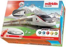 Marklin Zestaw startowy pociąg TGV Lyria (na baterie) 29304