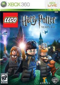 LEGO HARRY POTTER 1-4 Xbox 360