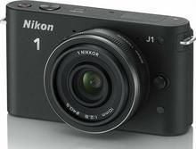 Nikon 1 J1 + 10 mm czarny