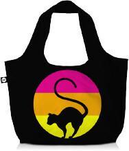 BG Berlin Eco torba na zakupy 3w1 BG Eco Bags - Pussy Cat BG001/01/122