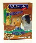 Opinie o Dako-Art Biszkopty orzechowe dla gryzoni 50g