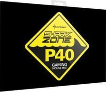 Sharkoon Shark Zone P40 Gaming Mauspad