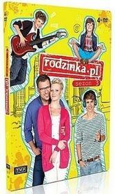 Rodzinka.pl sezon 3 Karol Klementewicz Kuba Wecsile
