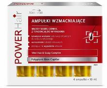 Joanna POWER HAIR ampułki WZMACNIAJĄCE WŁOSY 10ml X 4
