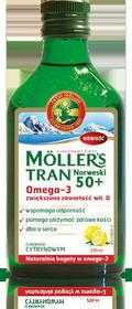 Axellus Mollers Tran Norweski 50+ 250 ml