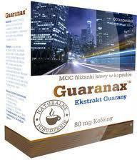 Olimp Guaranax 60 szt.