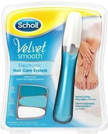 Scholl Zestaw do pielęgnacji paznokci Velvet Smooth