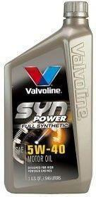 Valvoline SynPower 5W-40 1L