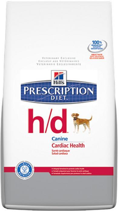 Hills Prescription Diet H/D Cardiac Health Canine 5 kg