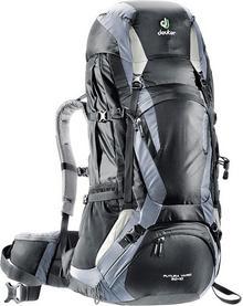 Deuter Futura Vario 50+10 343013-1300 z systemem Aircomfort i wachadłowym pasem nośnym