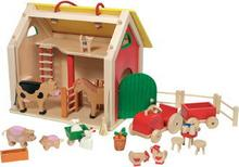 Goki Domek na farmie i zwierzątka 51916