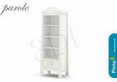 PinioRegał Parole Biały 1 016-070-110