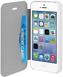 Muvit MUEAF0059 iPhone 5 / 5S Easy Folio Card case White