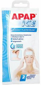 US Pharmacia APAP ICE Plaster chłodzący 1 szt.