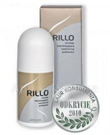 Lefrosch RILLO Emulsja zapobiegająca nadmiernej potliwości - 50 ml