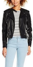 e83090108bb6b -27% Pepe Jeans Kurtka Ewan dla kobiet, kolor: czarny, rozmiar: XL (UK