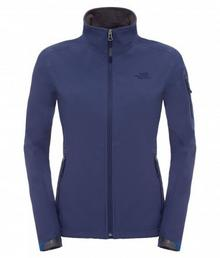 The North Face Kurtka softshell CERESIO JACKET WOMEN patriot blue