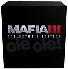 Mafia III Collectors Edition PS4