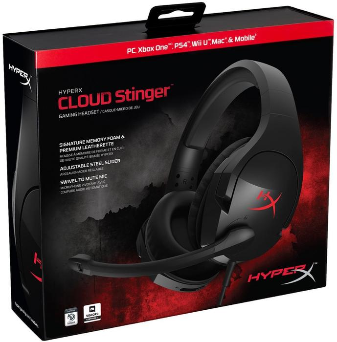 Kingston HyperX Stinger czarne