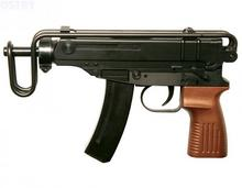 Pistolet Maszynowy CZ SCORPION ASG na Kulki 6mm (nap. sprężynowy).