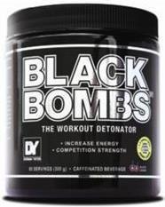 Dorian Yates Black Bombs Detonator 300g