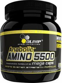 Olimp Amino Anabolic 5500 Mega Caps 400 kaps.