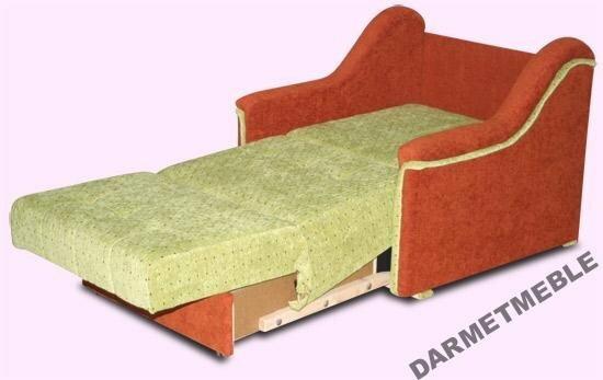 sofa Rozkładana jednoosobowa Zuza producent RATY
