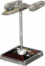 Fantasy Flight Games Star Wars X-Wing: zestaw dodatkowy Y-Wing