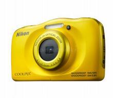 Nikon Coolpix W100 żółty