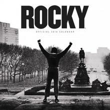 Rocky - kalendarz 2016 r