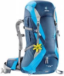 Deuter Plecak trekkingowy damski Futura Pro 34 SL - Midnight/Turqoise