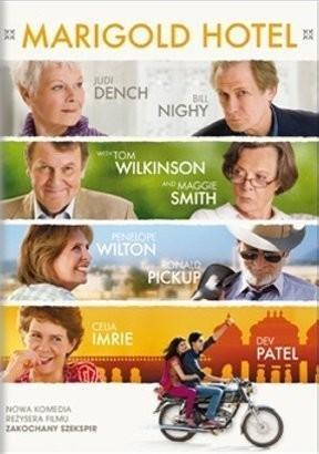 Hotel Marigold DVD