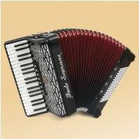 Paolo Soprani Studio 96 37/3/7 96/5/4 akordeon (czarny)