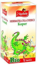 APOTHEKE Herbata dla dzieci koper BIO 30g