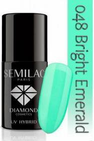 Semilac Lakier hybrydowy 048 Bright Emerald