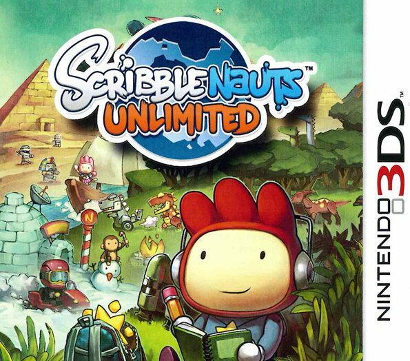 Scribblenauts Unlimited 3DS