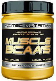 Scitec Nutrition Muscle BCAA - 300g