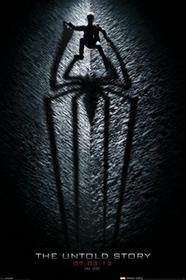Niesamowity Spider-Man (Teaser) - Plakat