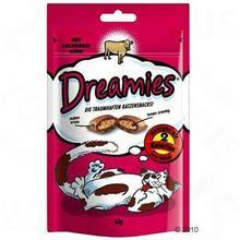 Dreamies Przysmaki Dla Kota Ser 60 G
