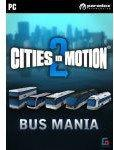 Cities in Motion 2: Bus Mania STEAM