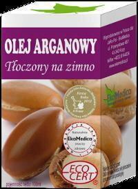 EkaMedica Olejek Arganowy 100 ml
