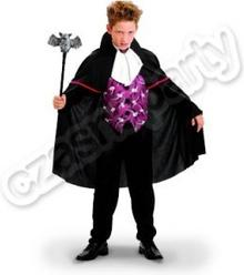 Przebranie dziecięcy GOTYCKI WAMPIR 1 kpl.  Halloween