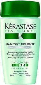Kerastase Resistance Bain Force Architect (kapiel wzmacniająca) 250ml