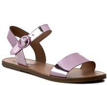 Steve Madden Sandały Donddi-M Sandal 91000239-0S0-07004-09011 Pink Metallic