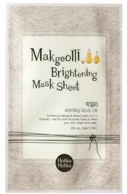 Holika Makgeolli Brightening Mask Sheet maska w płacie rozjaśniająca 1 szt