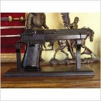 Denix CZARNY Pistolet DESERT EAGLE 1982 IZRAEL