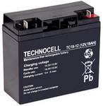 Technocell TC 18 - 12 Akumulator 12V 18 Ah