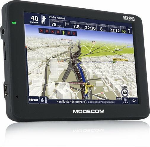 ModeCom FreeWAY MX3 HD bez map