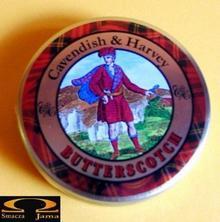 Cavendish & Harvey landrynki - maślane 689