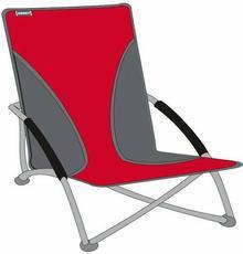 Abbey Krzesła turystyczne Camp - Czerwony 8716404277314